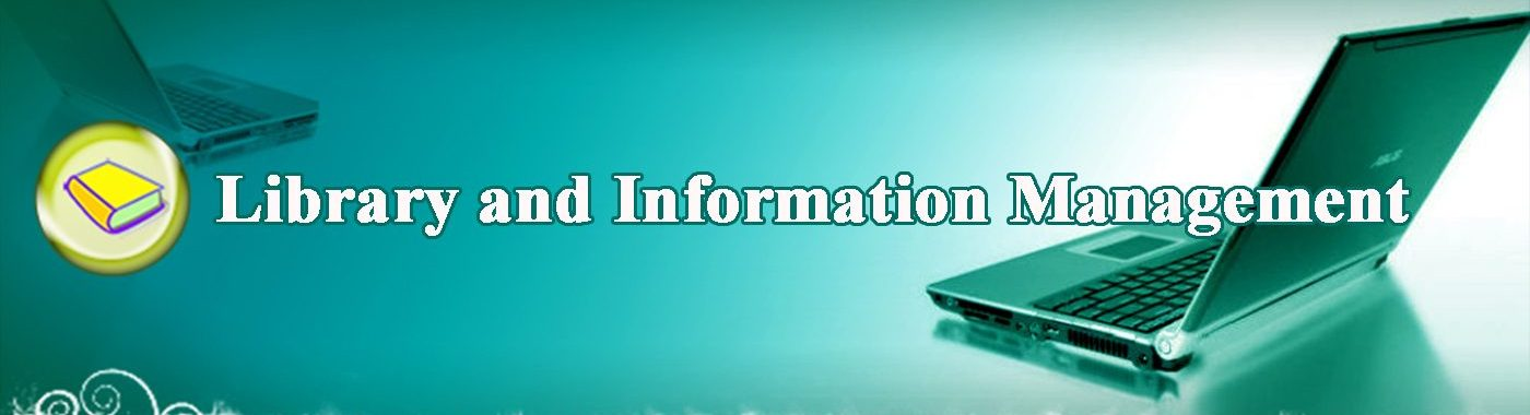 Library and Information Management